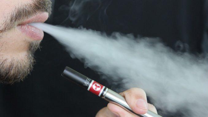 E-Zigaretten Dampf
